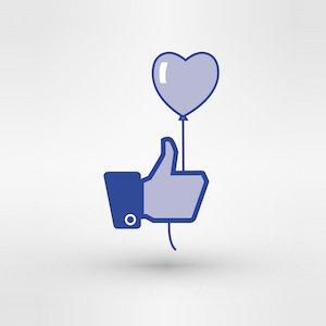 facebook-heart