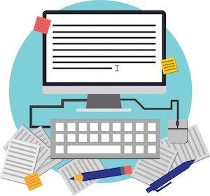 Regular blogging