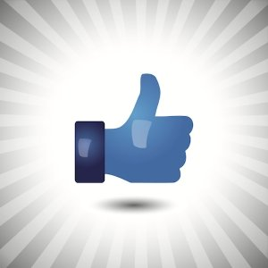 Stand out Facebook news feeds