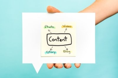 Content marketing strategy driven by customers