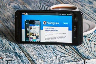 instagram for social networking