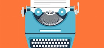 Typewriter Content Marketing