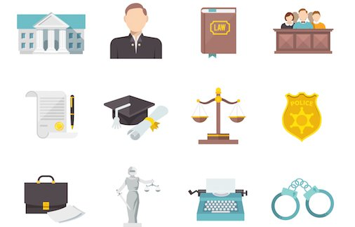 Benefits of law infographics