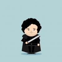 Content Jon Snow
