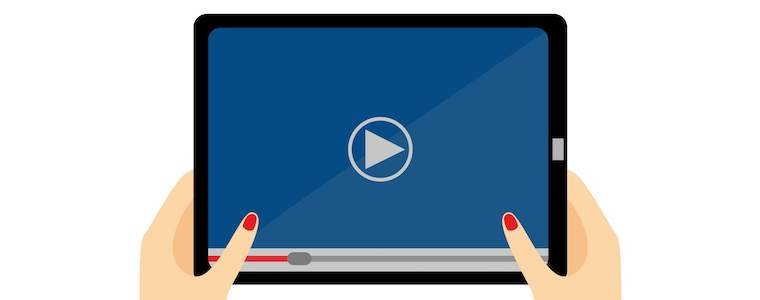 Video content for social