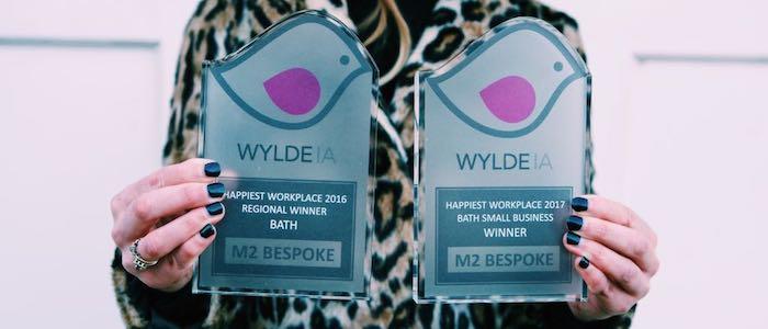 Happy office awards