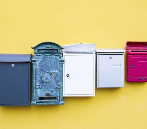 letterbox emails
