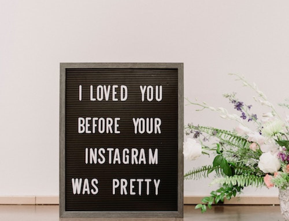 Want your brand to feel the #love? Get on Insta