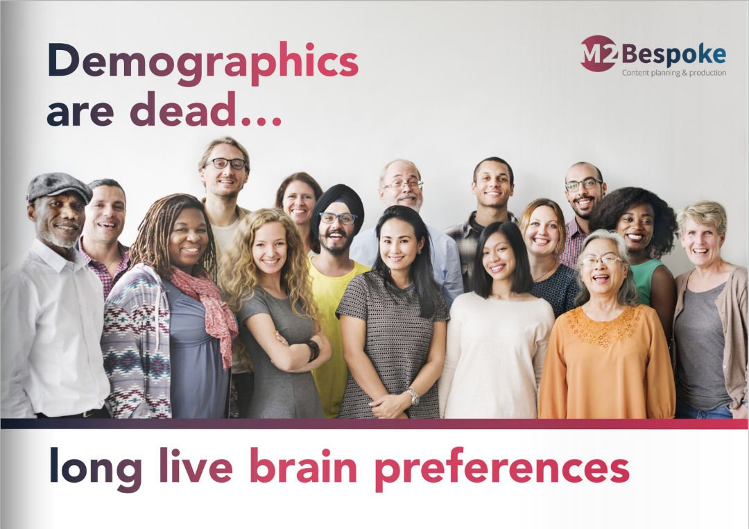 Demographics are Dead