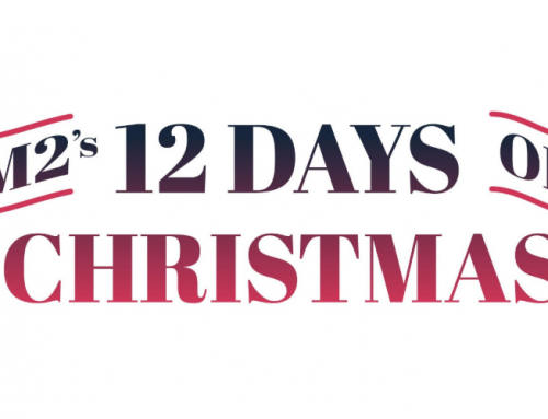 M2's 12 Days of Christmas